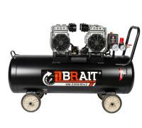 Компрессор воздушный BRAIT КB-2200/100х2