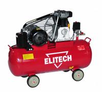 Масляный компрессор Elitech КПР 100/360/2.2