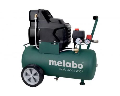 Компрессор воздушный масляный Metabo Basic 250-24 W