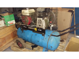 Мотокомпрессор ABAC в ремонте