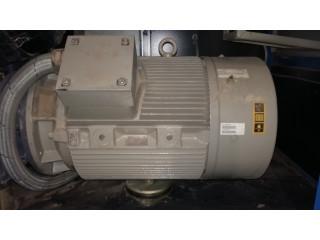 Двигатель винтового компрессора