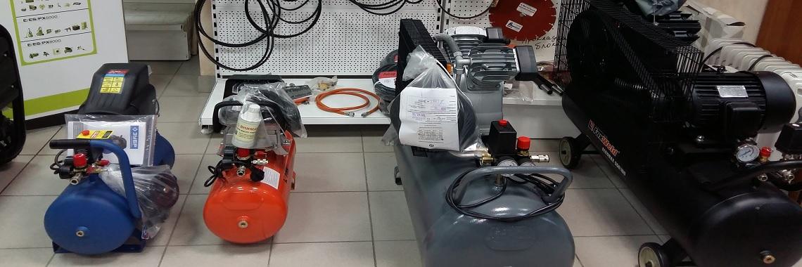Поршневые компрессоры купить со скидкой 5%