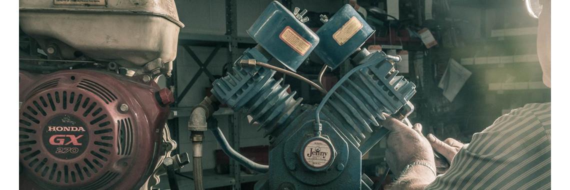Сервисный центр. Ремонт компрессорного оборудования.